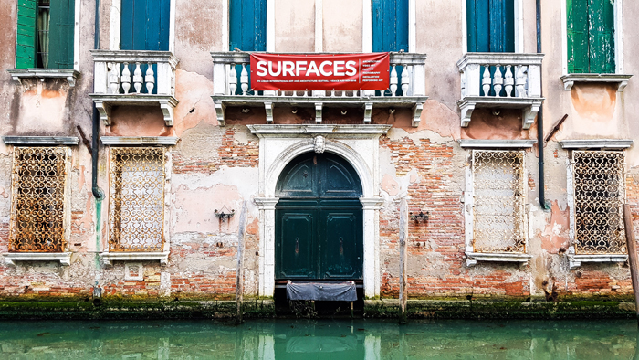 Feedback releases: bodies – surfaces festival | venice 2018