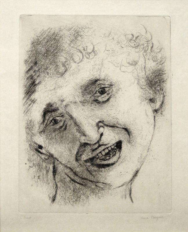Marc Chagall at Leslie Sacks Fine Art | It's LIQUID Group ...