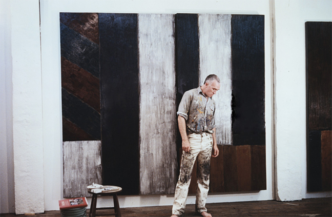 Sean Scully | Body of work | It's LIQUID Group – Official website