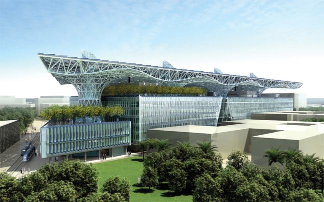 Adrian Smith Gordon Gill Architecture Masdar