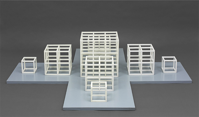 sol lewitt conceptual art essay The original creators: sol lewitt  that defined a work, and in his definitive essay on conceptual art paragraphs on conceptual art (1967), lewitt proclaimed:.