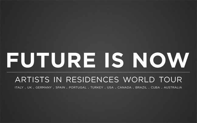 Artists in residences