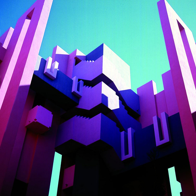 la muralla roja by ricardo bofill itsliquid group official website. Black Bedroom Furniture Sets. Home Design Ideas