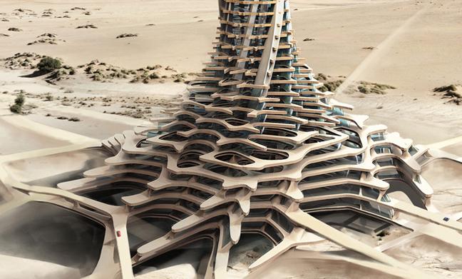 Sand Babel
