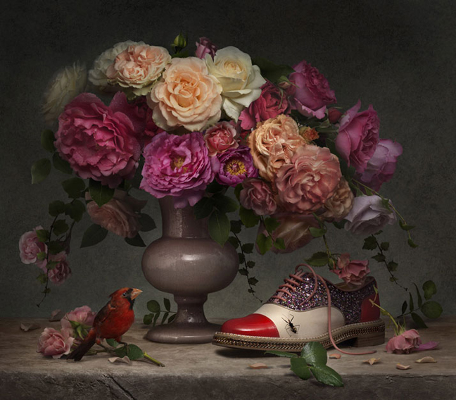 5-Christian-Louboutin-SS14-Collection-Photographed-As-Impressionist-Art-by-Peter-Lippmann-yatzer
