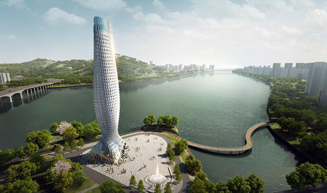 ZHUHAI OBSERVATION TOWER