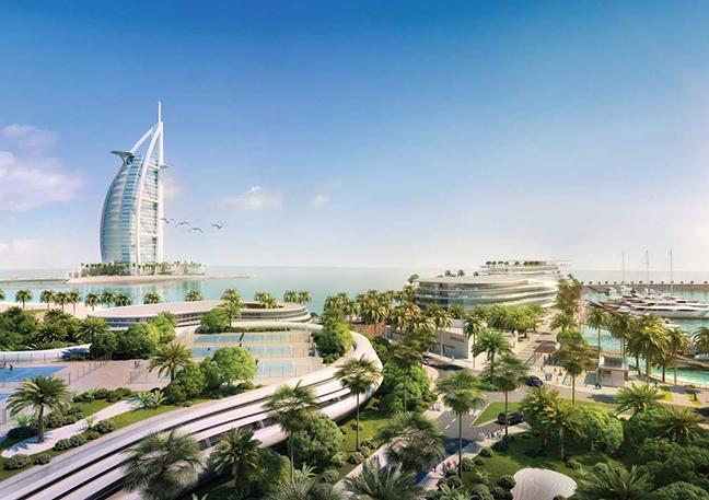 jumeirah group csr plan