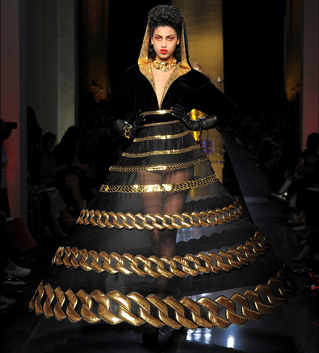 Jean paul gaultier fall winter 2014 15 haute couture it for Haute official