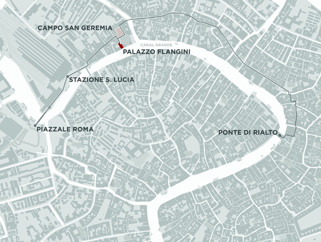 Venezia_location_map