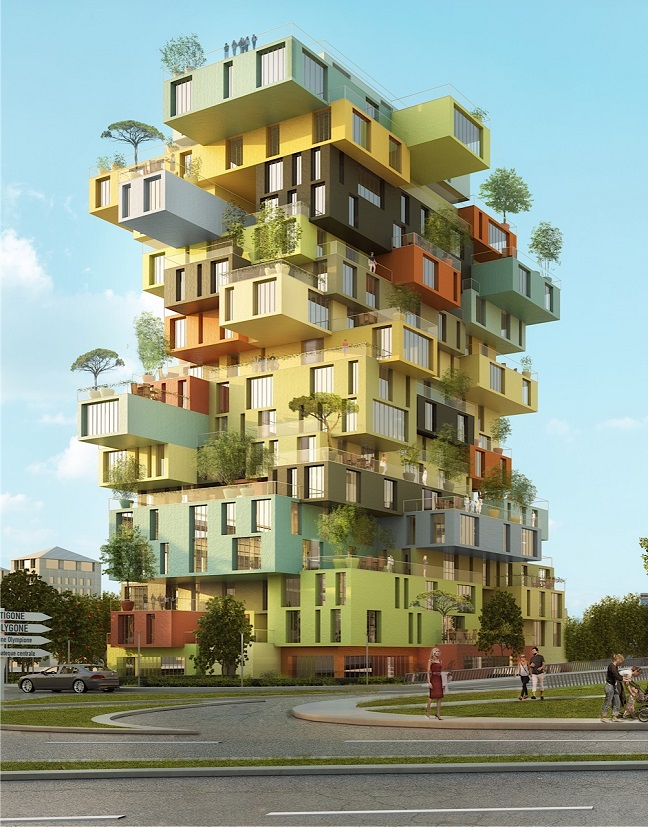 Folie Richter by MVRDV Architects | It's LIQUID Group
