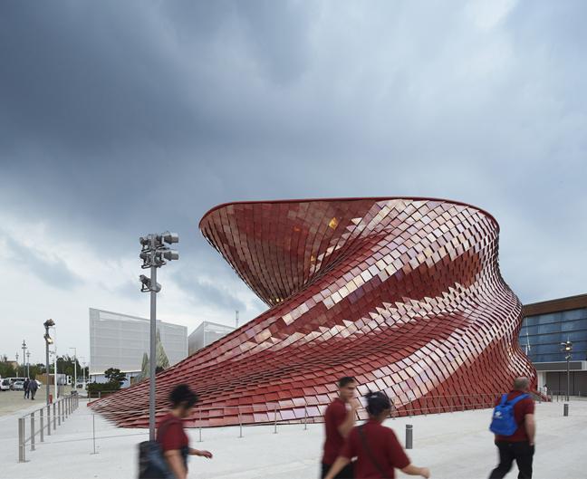 Vanke Pavilion