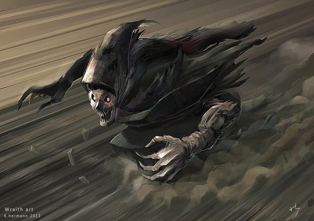 Final wraith