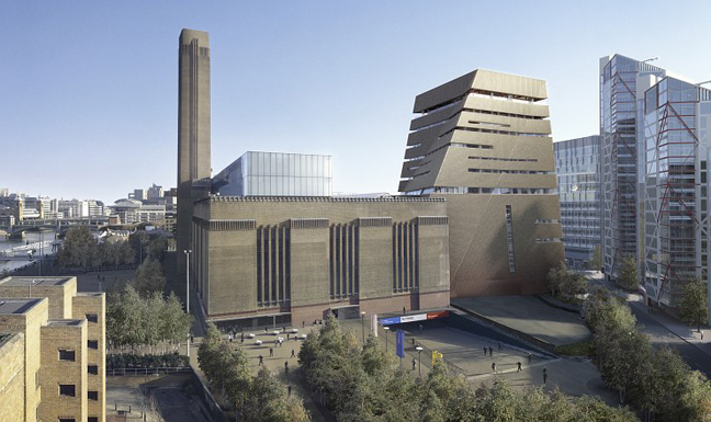the tate modern project it s liquid official website