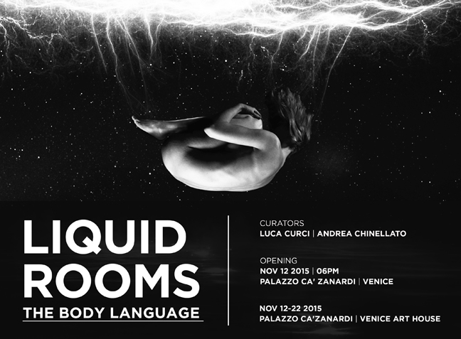 Opening: LIQUID ROOMS - THE BODY LANGUAGE
