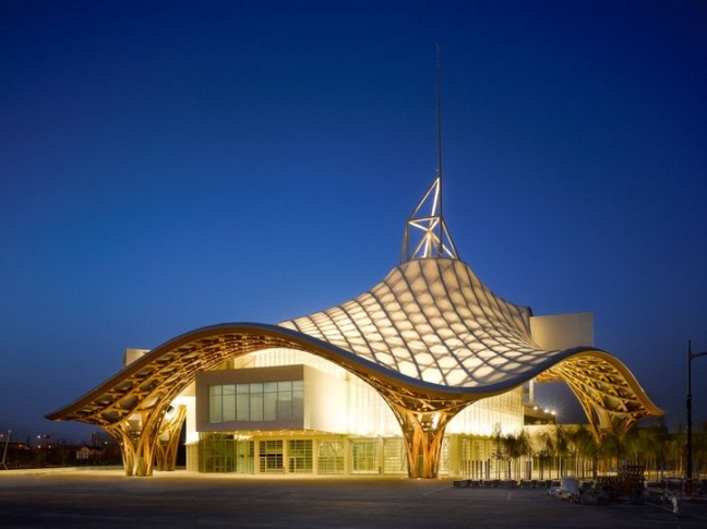 Metz museum by shigeru ban itsliquid group official for Metz architects
