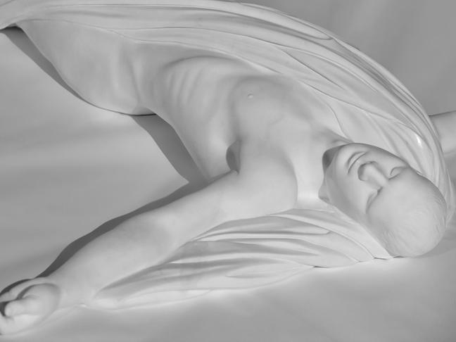 Aidan-Salakhova-Love-2015-White-statuary-marble-210-x-155-x-42-cm