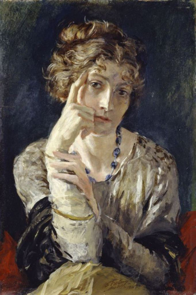 Henriette Fortuny: Portrait of a muse
