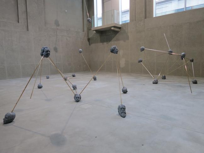 Goshka Macuga: To the Son of Man Who Ate the Scroll at Fondazione Prada