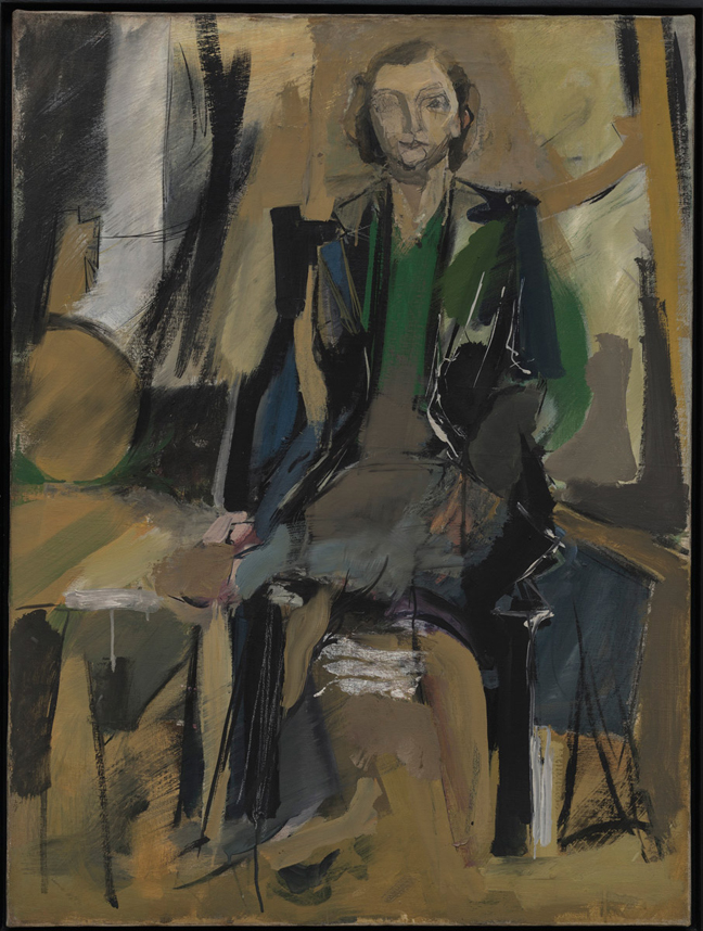 Portrait of Z. Sharkey