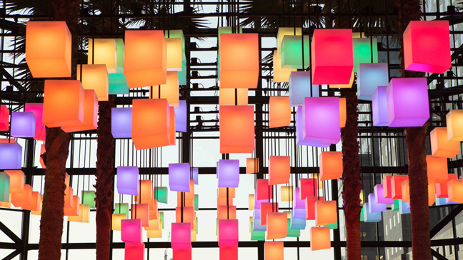 Rockwell Group lights up brookfield place New York