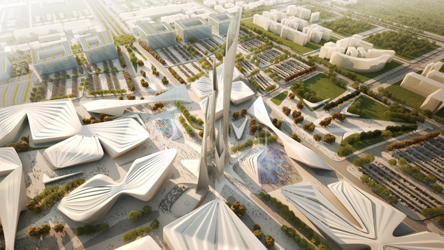Astana EXPO-2017 Future En