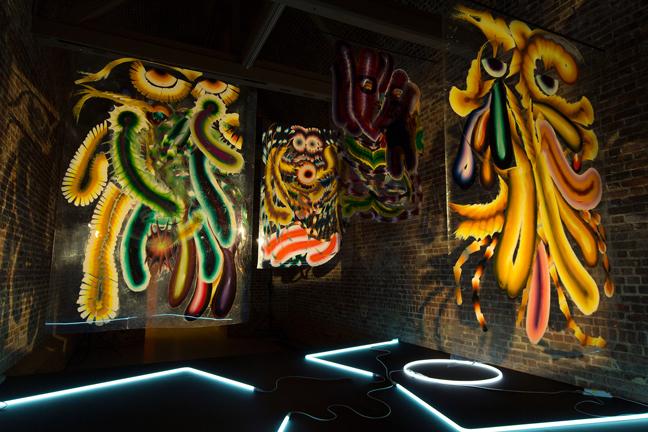DAS INSTITUT exhibition at Serpentine Sackler Gallery