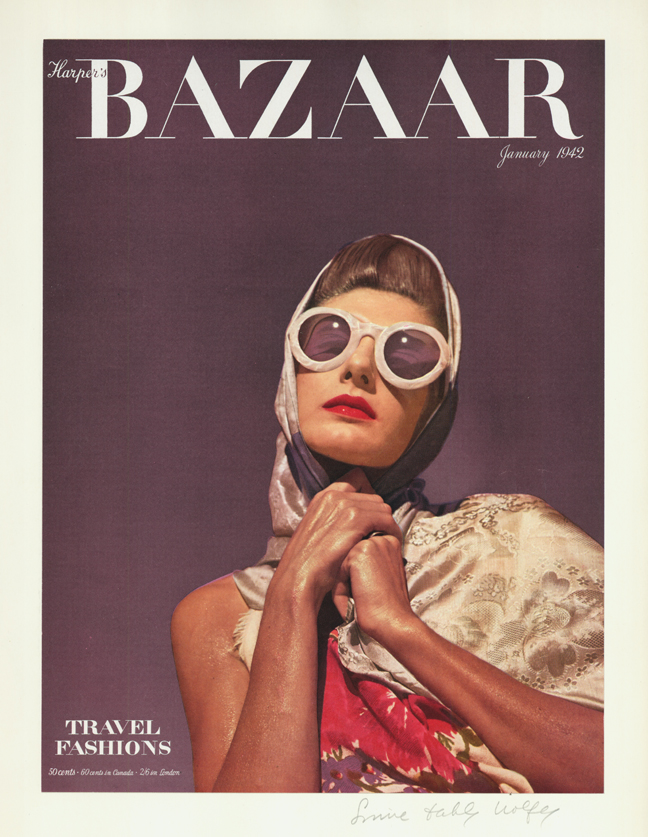 The women of Harper's Bazaar