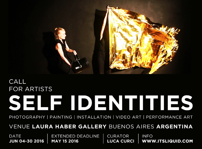 Call for artists: SELF IDENTITIES | Buenos Aires