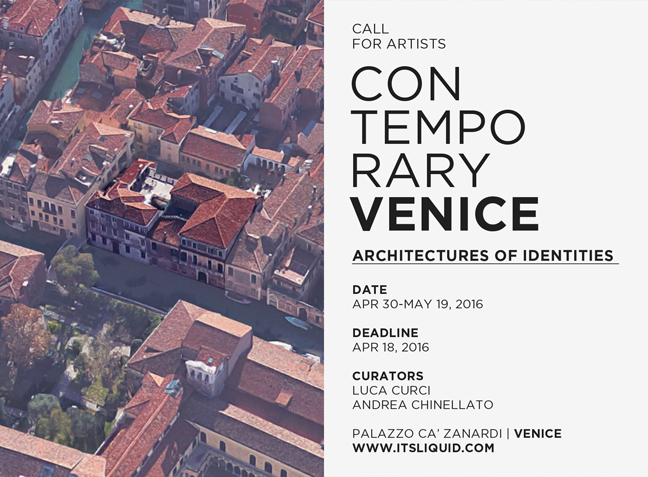 Contemporary Venice - Architectures of Identities