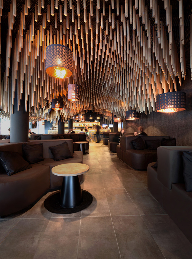 Hookah Bar Nargile by Kman Studio