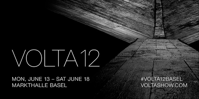 VOLTA ANNOUNCES EXHIBITORS FOR 12TH BASEL EDITION