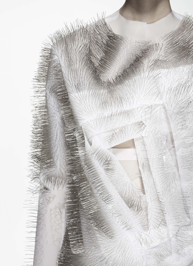 Coded Couture at Pratt Manhattan Gallery