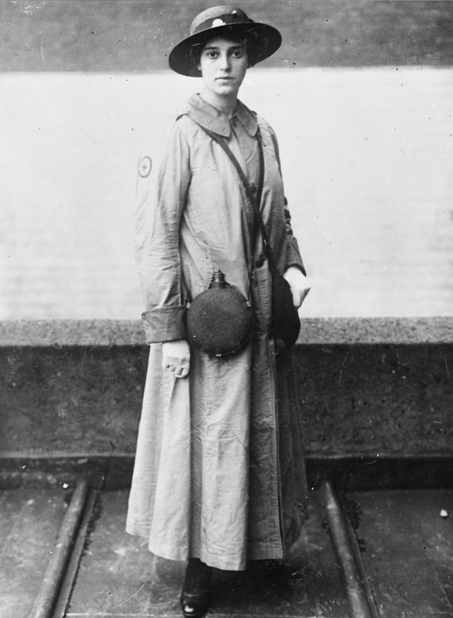 Ladies Fashion During World War
