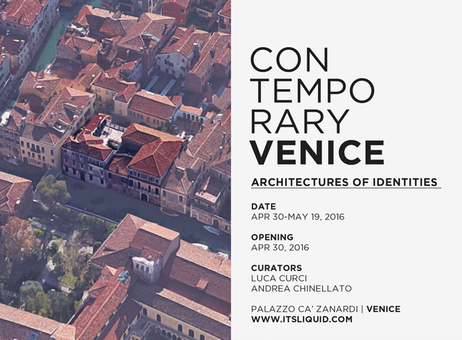 Opening: CONTEMPORARY VENICE - Architectures of Identities