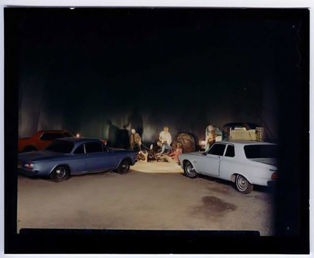 "Fondazione Prada presents ""Kienholz: Five Car Stud"""
