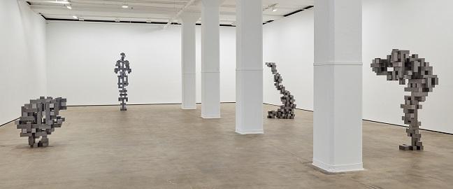 Antony Gormley: Construct at Sean Kelly Gallery