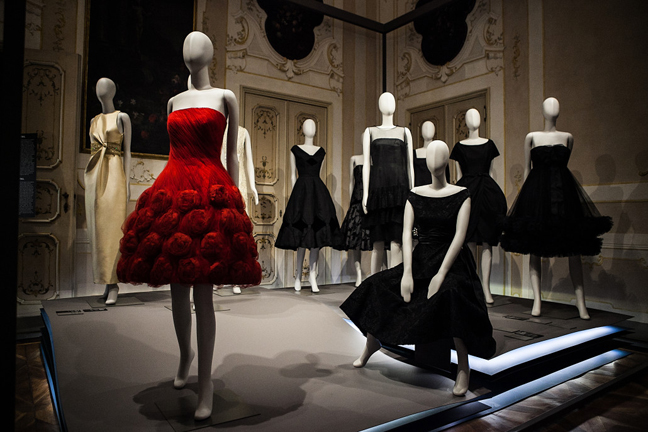 Bellissima: Italy and High fashion 1945-1968 at NSU Art Museum