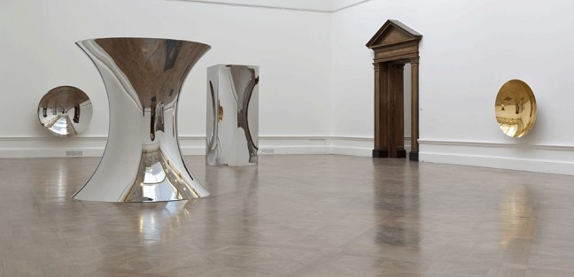 Anish Kapoor at Lisson Gallery, Milan