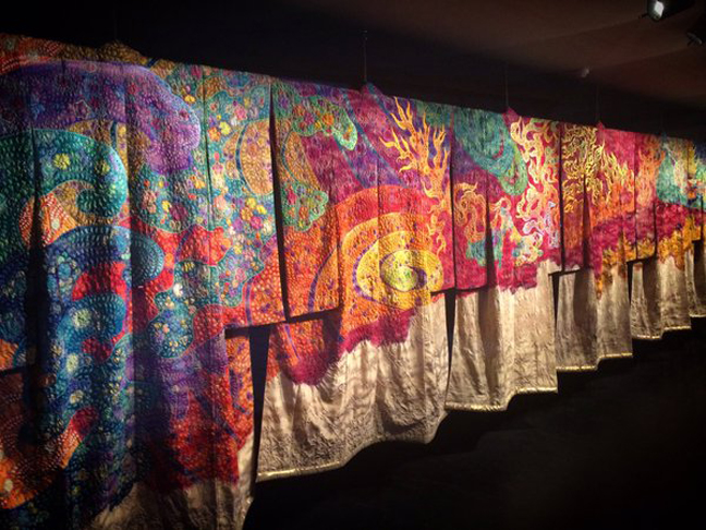 MoMu Gallery. Traditions & Dreams. Kimono from the Kubota Collection
