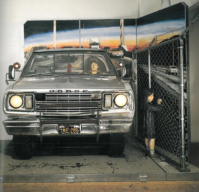 "Fondazione Prada  presents ""Kienholz: Five Car Stud"""