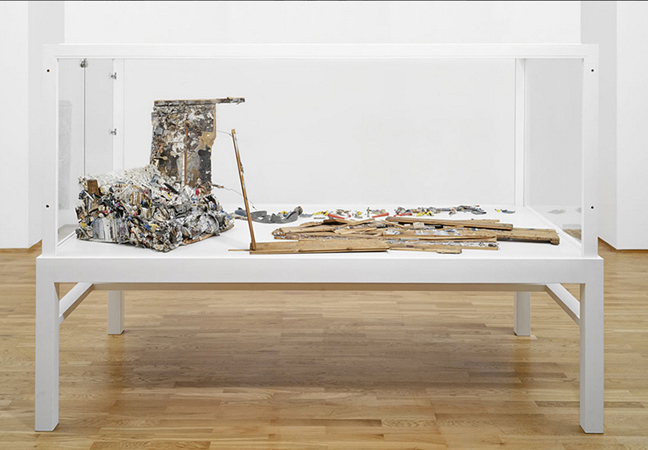 Joseph Beuys at National Gallery of Canada