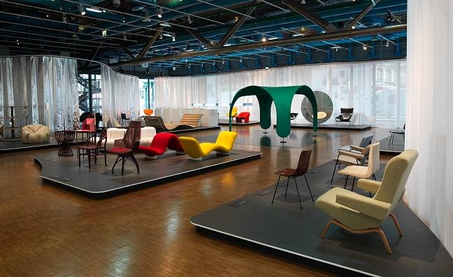 Pierre Paulin Retrospective at Centre Pompidou