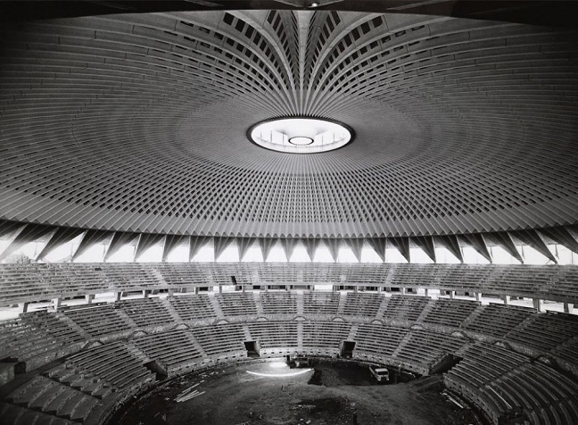 Pier Luigi Nervi: Architecture for sport at MAXII