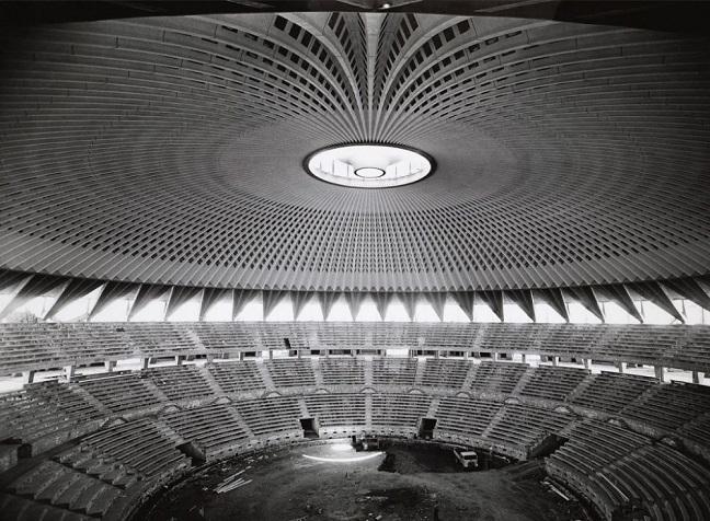 Pier Luigi Nervi: Architecture for sport at MAXII