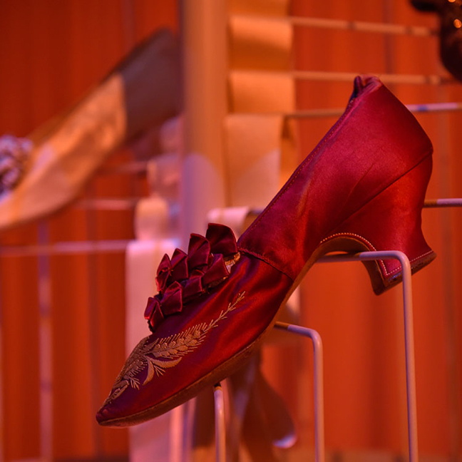 Pablo Coppola on Bally's 100-year archive exhibition at its new Ginza flagship