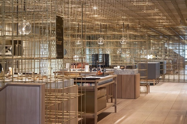 The endless Sulwhasoo Flagship Store by Neri&Hu