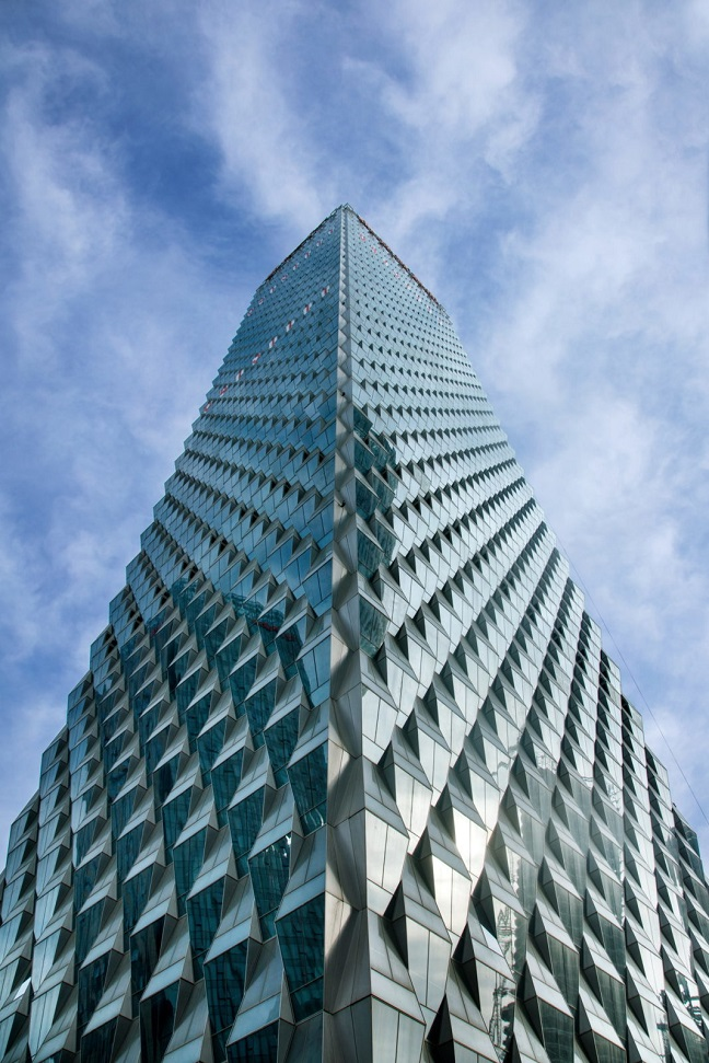 SOM's Beijing Greenland Center