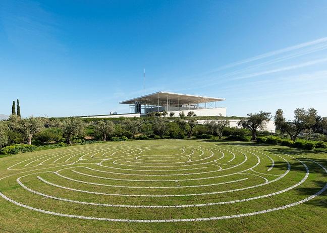 Stavros Niarchos Cultural Centre by Renzo Piano
