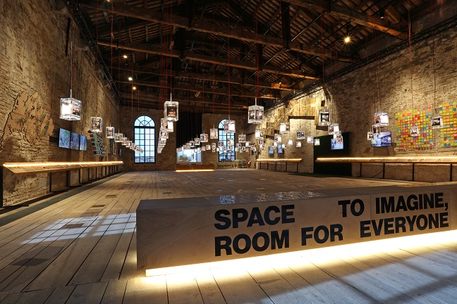 Singapore Pavilions at Venice Architecture Biennale 2016