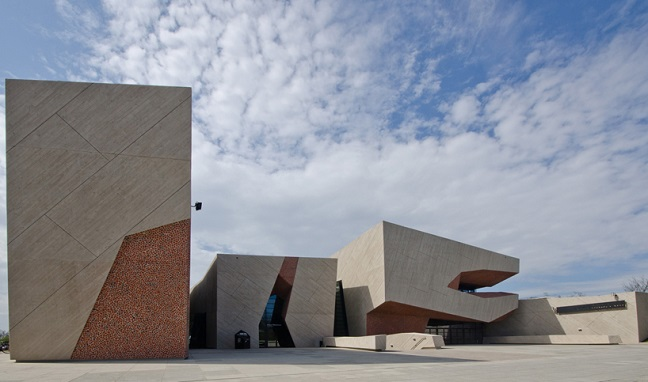 CCK Jordanki concert hall by Fernando Menis
